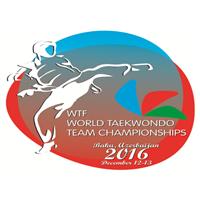 2016 World Taekwondo Team Championships Logo