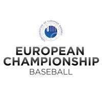 2021 European Baseball Championship Logo
