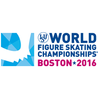2016 World Figure Skating Championships Logo