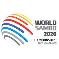 2020 World Youth and Junior Sambo Championships Logo