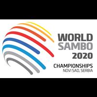 2020 World Youth and Junior Sambo Championships Logo