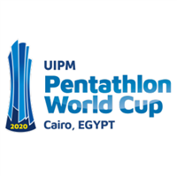 2020 Modern Pentathlon World Cup Logo