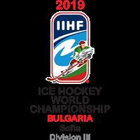 2019 Ice Hockey World Championship Division III Logo