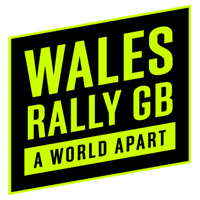2019 World Rally Championship Wales Rally GB Logo