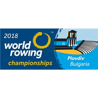 2018 World Rowing Championships Logo