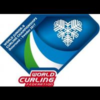 2017 World Junior Curling Championships Division B Logo