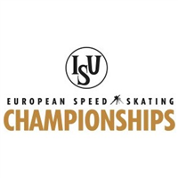 2020 European Speed Skating Championships Logo