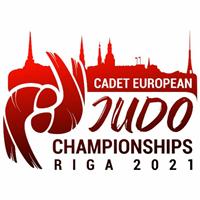 2021 European Cadet Judo Championships Logo