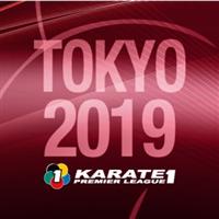 2019 Karate 1 Premier League Logo