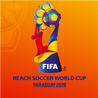 2019 FIFA Beach Soccer World Cup Logo