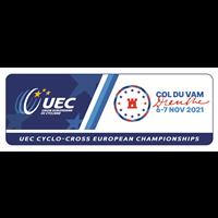 2021 European Cyclo-Cross Championships Logo