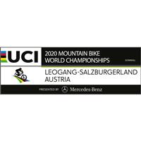 2020 UCI Mountain Bike World Championships Logo
