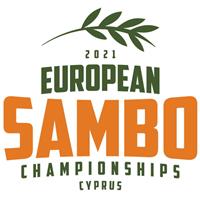 2021 European Youth and Junior Sambo Championships Logo