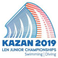 2019 European Junior Diving Championships Logo