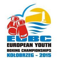 2015 European Youth Boxing Championships Logo