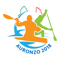 2018 European Canoe Sprint Junior and U23 Championships Logo