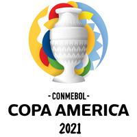 2021 Copa América - Semi-finals Logo