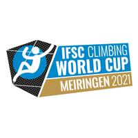 2021 IFSC Climbing World Cup Logo