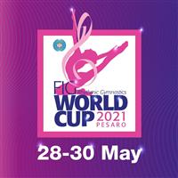2021 Rhythmic Gymnastics World Cup Logo