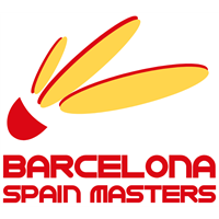 2019 BWF Badminton World Tour Spain Masters Logo