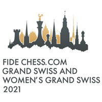 2021 Grand Swiss Chess Tournament Logo
