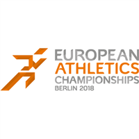 2018 European Athletics Championships Logo