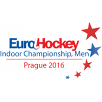 2016 EuroHockey Indoor Championship Men Logo
