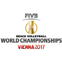 2017 Beach Volleyball World Championships Logo