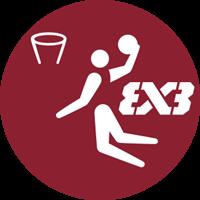 2020 Summer Olympic Games - 3x3 Logo
