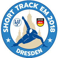2018 European Short Track Speed Skating Championships Logo