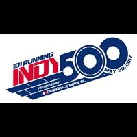 2017 IndyCar Indy 500 Logo