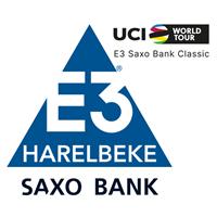 2021 UCI Cycling World Tour - E3 Saxo Bank Classic Logo