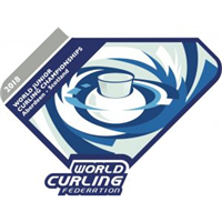 2018 World Junior Curling Championships Logo
