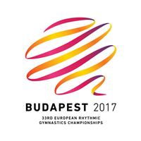 2017 European Rhythmic Gymnastics Championships Logo