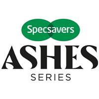 2019 The Ashes Cricket Series Second Test Logo