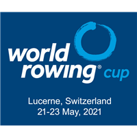 2021 World Rowing Cup - II Logo
