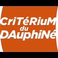 2018 UCI Cycling World Tour Critérium du Dauphiné Logo