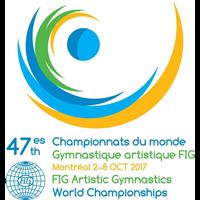 2017 World Artistic Gymnastics Championships Logo