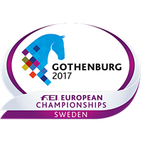 2017 Equestrian European Championships Show Jumping & Dressage Logo