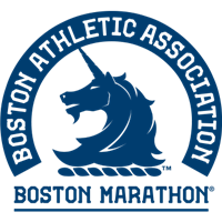 2018 World Marathon Majors Boston Marathon Logo