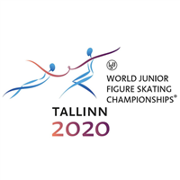 2020 World Junior Figure Skating Championships Logo