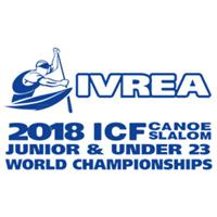 2018 Canoe Slalom Junior and U23 World Championships Logo