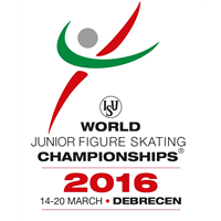 2016 World Junior Figure Skating Championships Logo