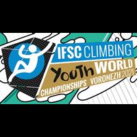 2021 IFSC Climbing World Youth Championship Logo