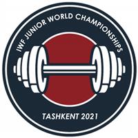 2021 World Junior Weightlifting Championships Logo
