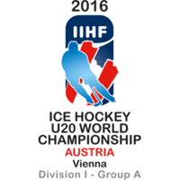 2016 IIHF World Junior Championships Division I A Logo