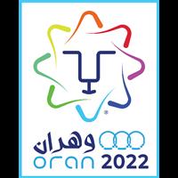 2022 Mediterranean Games Logo