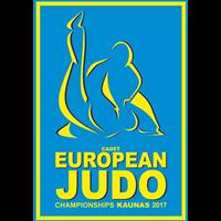 2017 European Cadet Judo Championships Logo