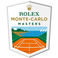 2019 Tennis ATP Tour Rolex Monte-Carlo Masters Logo