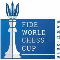 2015 Chess World Cup Logo
